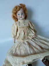 Antike Puppe  Antique Bisque Head doll Porzellan Kopf 3200 DEP Armand Marseille