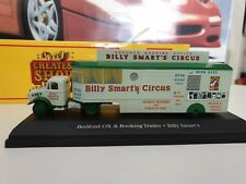 ATLAS EDITIONS  - BEDFORD OX   - 1/76 SCALE MODEL -  BILLY SMART'S  CIRCUS