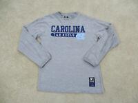 VINTAGE Starter North Carolina Tar Heels Shirt Adult Medium Basketball Mens 90s*