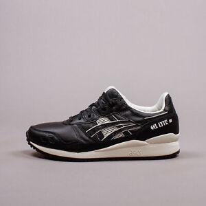 Asics Sportstyle Gel-Lyte III OG Black Cream lifestyle New Men Shoe 1201A081-001