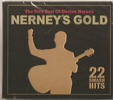 NERNEY'S GOLD CD THE VERY BEST OF DECLAN NERNEY 22 COUNTRY & IRISH SMASH HITS