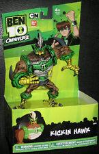 Kickin Hawk Hyperalien figure BEN 10 NEW IN BOX 5 inch Omniverse Ultimate Alien
