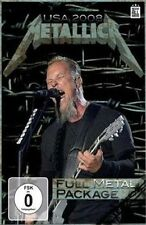 Metallica Metal Music CDs & DVDs
