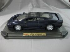 MAISTO 1/12 JAGUAR XJ220-1992 DIE CAST METAL-NO BOX-VERY GOOD CONDITION