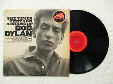 """LP 33T BOB DYLAN """"The times they are a changin'"""" COLUMBIA PC 8905 USA §"""