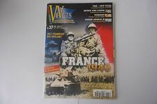 VAE VICTIS ISSUE 37 FRANCE 1940 GAME OF STRATEGY - MILITARY WARGAME MAGAZINE