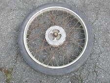 Oldtimer Alufelge Felge Aluminium Vorderrad Hinterrad ? 23 x 2,25 Moped Motorrad