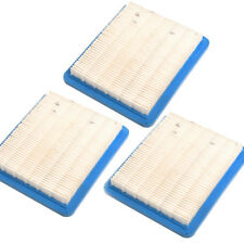 3X Remplacement Filtre Air Filters For Briggs & Stratton 491588 491588S 5043