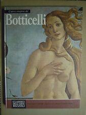 Botticelli.  Classici dell'arte Rizzoli  5