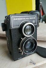 Lubitel 166 B medium format camera, 6x6, LOMO, lomography, USSR