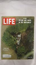 Life Magazine January 8th 1965 Havoc In The Northwest Published By Time    mg789