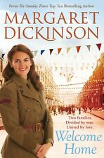 Margaret Dickinson - Welcome Home *NEW* + FREE P&P