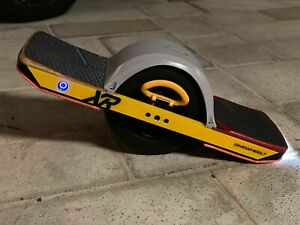 Onewheel XR with 15 miles