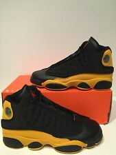 Air Jordan 13 Retro Carmelo Class of 2002 Black Yellow GS size 6.5Y 884129 035