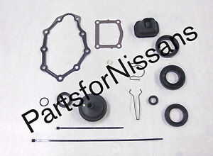 GENUINE NISSAN 1986-1997 D21 6CYL 4WD MT PICKUP TRANSMISSION GASKET SEAL KIT OEM