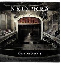 Neopera - Destined Ways - German symphonic metal promo album