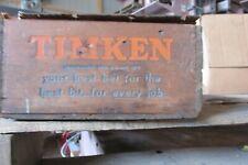 New Timken Removable Rock Bits D 2 14 Sh 50 In Original Box