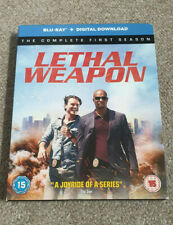 Lethal Weapon - Complete Second Season 1 - Blu ray Box Set