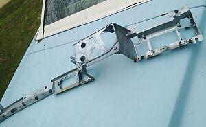 1974-76 Cadillac Dash Frame NO RADIO MODIFICATIONS!  Eldorado DeVille Fleetwood