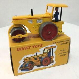 Dinky Toys 830 / 90A - RICHIER Rouleau compresseur 1:43 Atlas