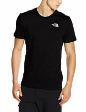 The North Face Men's Simple Dome Short Sleeved T-Shirt TNF Black Large