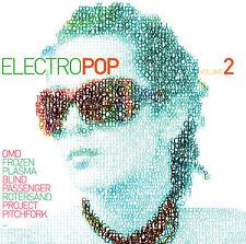 CD Elektro Pop 2 von Various Artists 2CDs