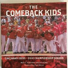The Comeback Kids : Cincinnati Reds 2010 Championship Season SIGNED