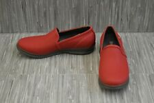 **Bogs Sweet Pea 72197-600 Slip On Comfort Rain Shoes, Women's Size 7, Red