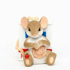 Charming Tails Enesco Collectible 2013 Nurse Figurine Here To Help You Heal NIB