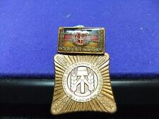 vtg badge masonic freemasonry german gremany 1940s 50s ? mason fraternity