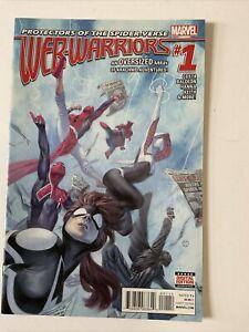 Web-warriors complete run #1-11 spider verse MARVEL