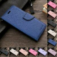 For Samsung Galaxy Note 10 5 4 3 9 8 Case Magnetic Leather Flip PU Wallet Cover
