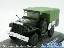 DODGE WC51 MODEL TRUCK USA LORRY 1:43 SCALE 1945 MILITARY US NAVY K8