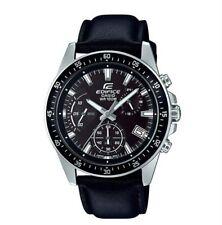 Casio Edifice EFV-540L-1AV  Men's Chronograph Leather Band Analog Watch