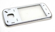 Nokia N86 8MP - White Front Display Cover A-Cover New Original