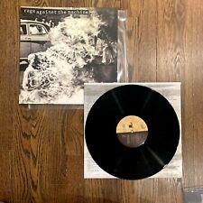 Rage Against The Machine - Xx Vinyl Record Lp rock self titled battle metal hard