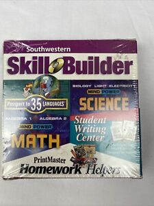 Southwestern Skill Builder Middle School Advantage: Complete Student Resource
