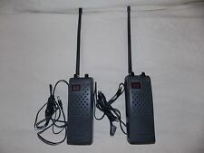 GE Handheld CB Citizen Band Transceiver 3-5980A 40 Channel (Lot of 2) Tested