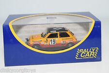 . IXO RALLY CAR RENAULT 5 ALPINE RALLYE MONTE CARLO 1978 RAGNOTTI MINT BOXED