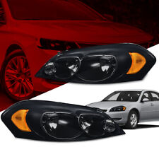 Fit For Chevy 2006 2013 Impalachevy 06 07 Monte Carlo Headlightssignal Lights Fits 2006 Impala