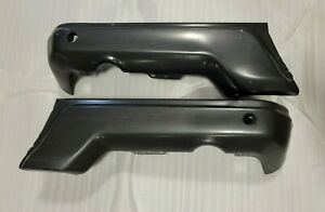New Take Off 2017-2020 Ford Raptor Rear Bumper End Caps  LEFT & RIGHT
