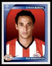 Panini Champions League 2008-2009 - PSV Eindhoven Otman Bakkal No.428