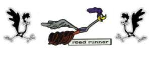 "Mopar 1968 Plymouth Road Runner ""Running Bird"" 3pc Deluxe Package Decal Set"