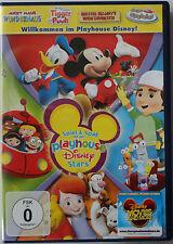 Disney Stars DVD Willkommen in Playhouse Einsteins + Tigger & Puuh + Micky Maus