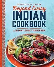 BEYOND CURRY INDIAN COOKBOOK - SANKHE, DENISE D'SILVA - NEW PAPERBACK BOOK