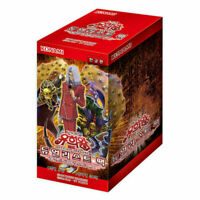 Yu-Gi-Oh YUGIOH Card Duelist Pack: Legend Duelist 2 Booster box Korean ver.