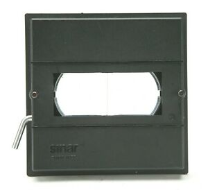 Sinar Bino Board With Magnifier Diopters For Critical Focusing. Ex. Useful.