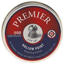 Crosman Premier Piranha Ultimate Hollowpoint .22 pastilles Qté 400