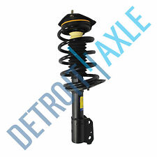 New Complete Quick Install Front Strut w/ Coil Spring and Mounts for Chevrolet
