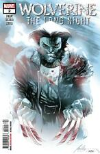 Wolverine Comic Issue 2 The Long Night Modern Age First Print 2019 Percy Takara